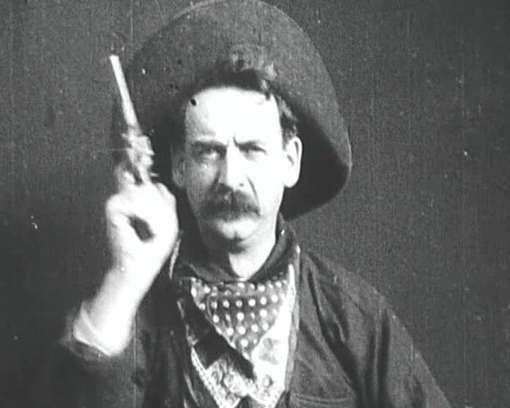 the great train robbery. edwin s porter