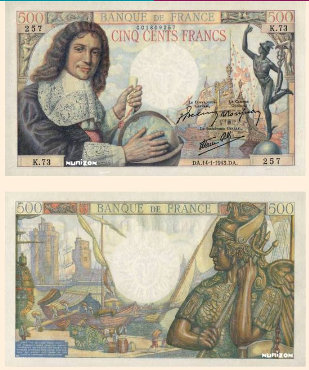 Pin By Nolo Diablobetico On Francia In 2020 Banknote Collection Bank Notes Coin Collecting