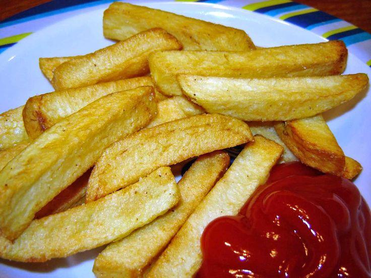 Come evitare che le Patatine Fritte fatte in casa siano tossiche per la salute