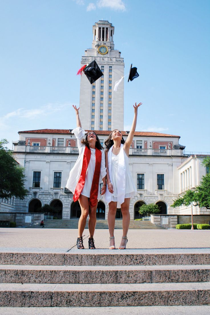 Graduation Photos: University of Texas AXO ✖️More Pins Like This One At FOSTERGINGER @ Pinterest✖️