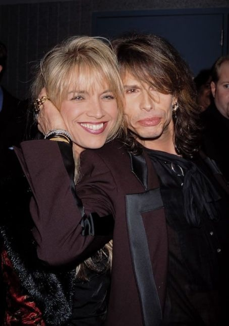 Steven Tyler - Steven and Teresa Tyler  It was Bobbys dream they would get back together <3