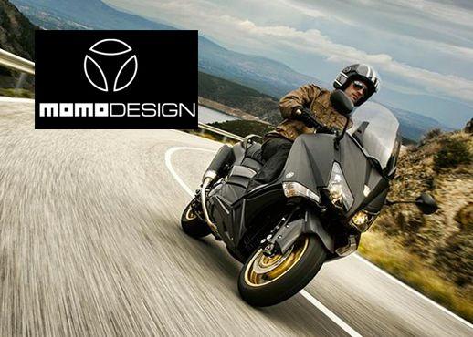 Casques Momo Design : historique de la marque Momo Design