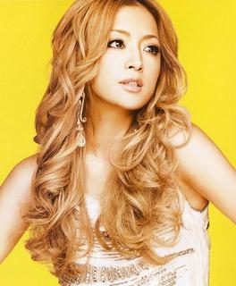 Ayumi Hamasaki – gorgeous curls