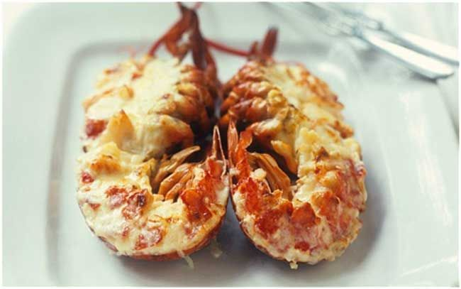 Recipe: Lobster Thermidor