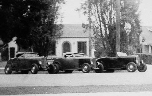 STYLISH KUSTOMS: Great Old Hot Rod Photos