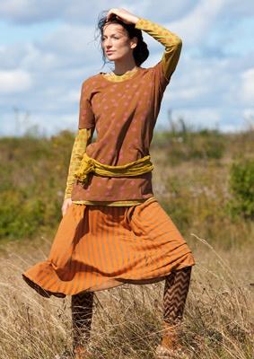Gudrun Sjoden- love this skirt & leggings