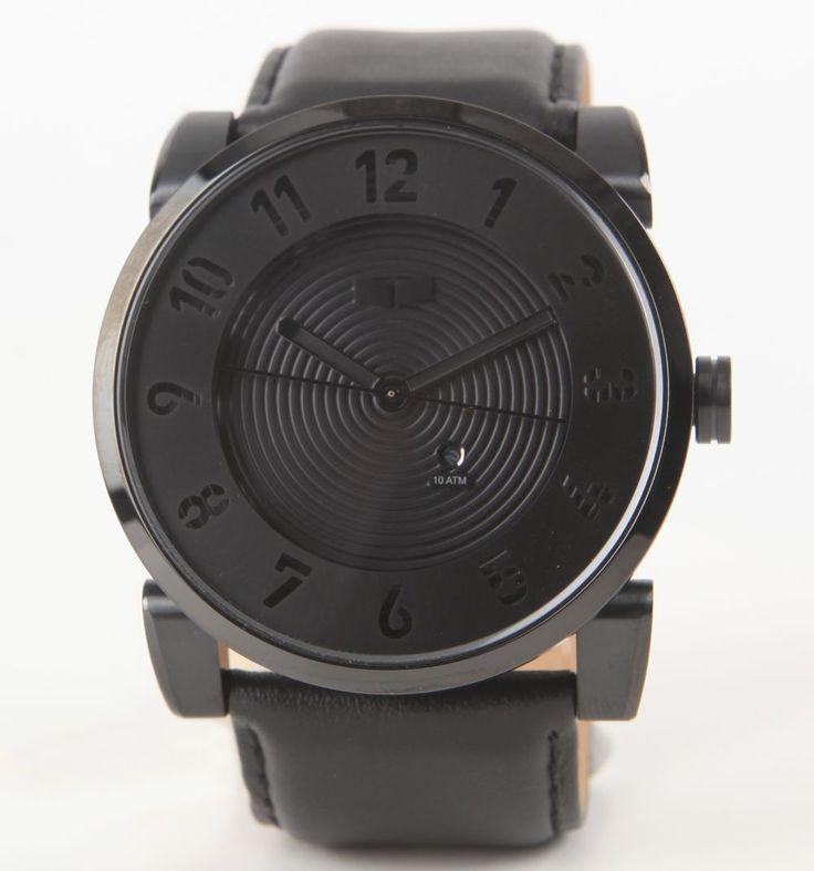 Vestal Doppler Black Watch