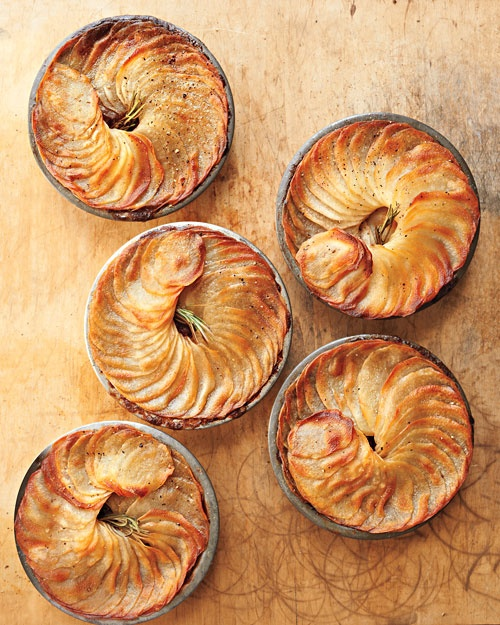Braised Short Rib, Stout, and Potato Potpies Short ribs stewed in ...