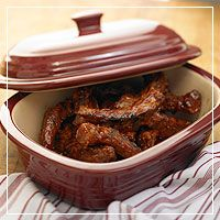 Made these this week and they turned out great! 20-minute barbecue ribs IN THE MICROWAVE!
