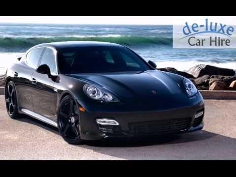 Hire A prestige car,Porsche Panamera.