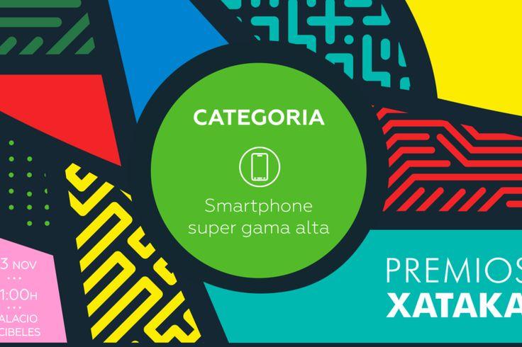 ICYMI: Mejor smartphone de super gama alta: vota en los Premios Xataka 2017