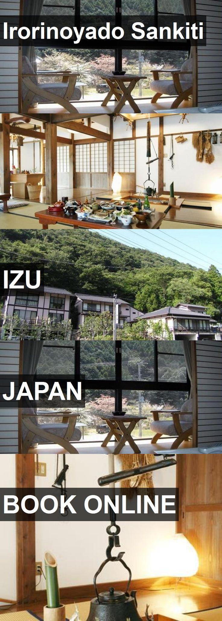 Hotel Irorinoyado Sankiti in Izu, Japan. For more information, photos, reviews and best prices please follow the link. #Japan #Izu #travel #vacation #hotel