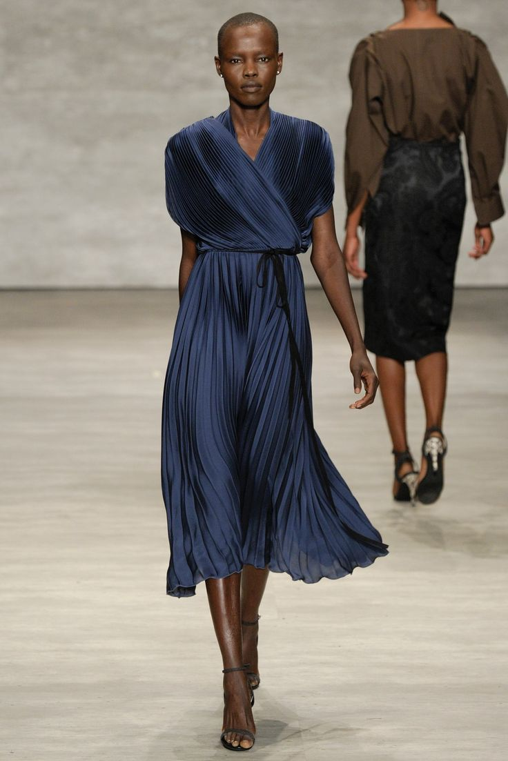 Tome Spring 2015 Ready-to-Wear Fashion Show - Grace Bol