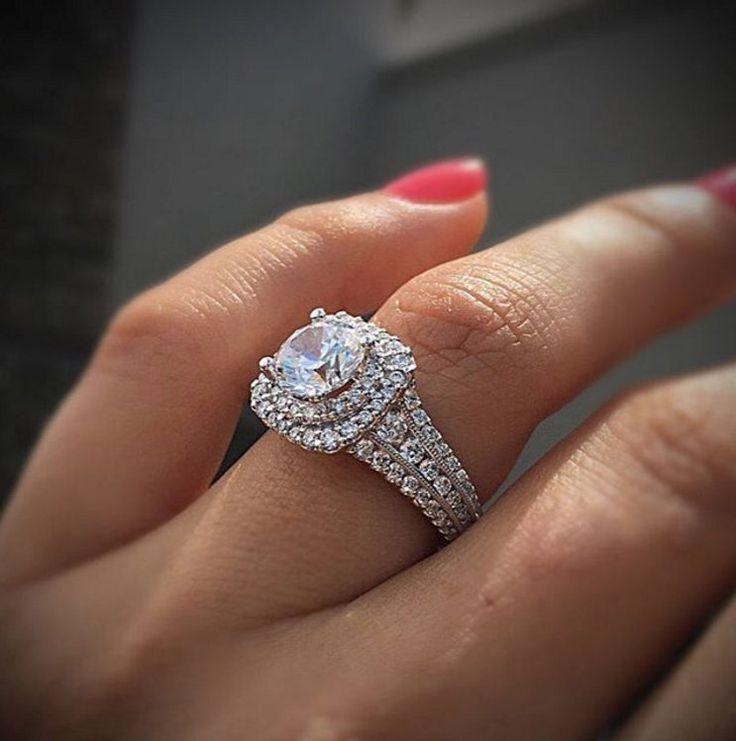 15 Gorgeous Engagement Rings By @RaymondLeeJwlrs