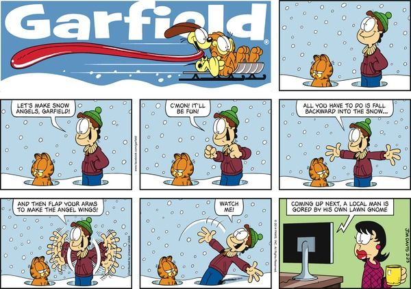Garfield for 2/23/2014 | Garfield | Comics | ArcaMax Publishing
