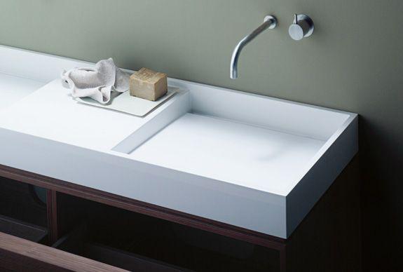 Bathroom series UOMO by burgbad