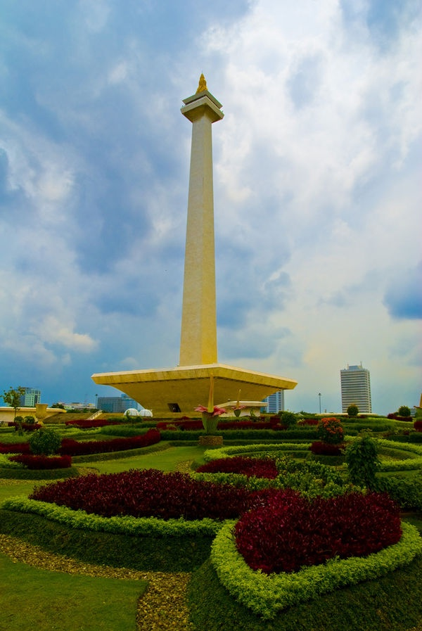 National Monument (Indonesia). Been to Jakarta for several occasions, but never been here