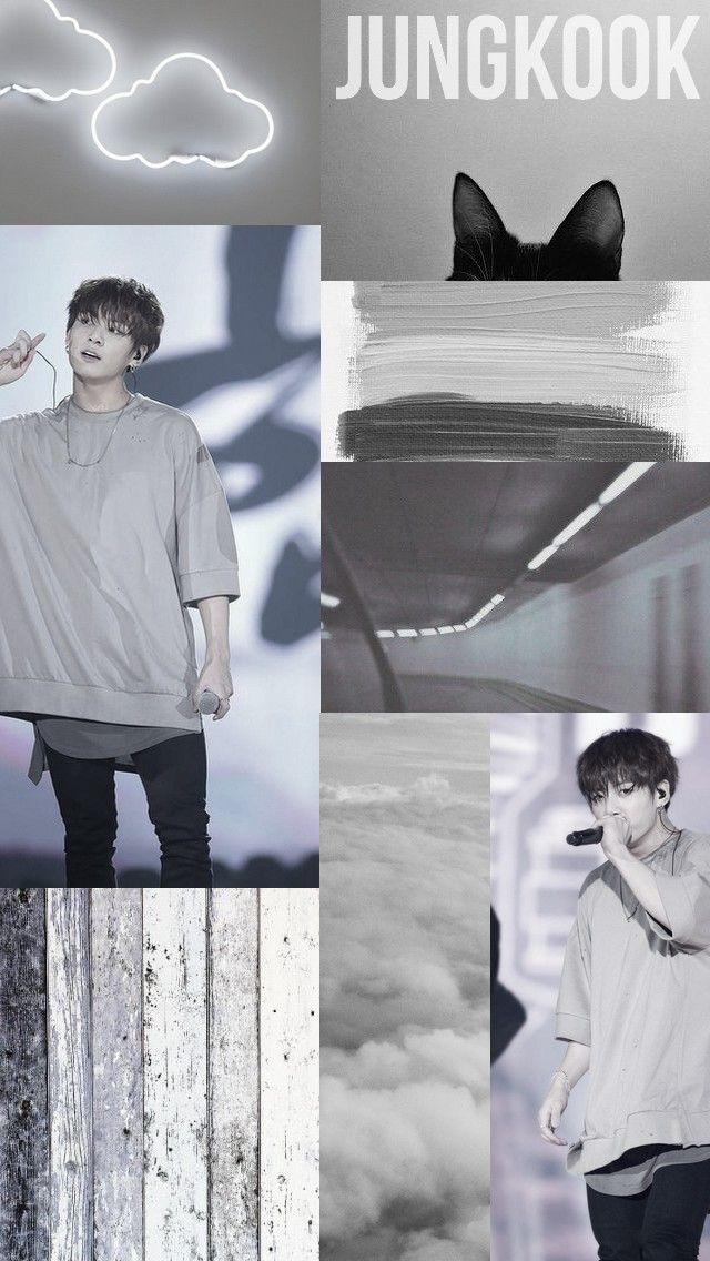 Jungkook lockscreen aesthetic BTS kpop