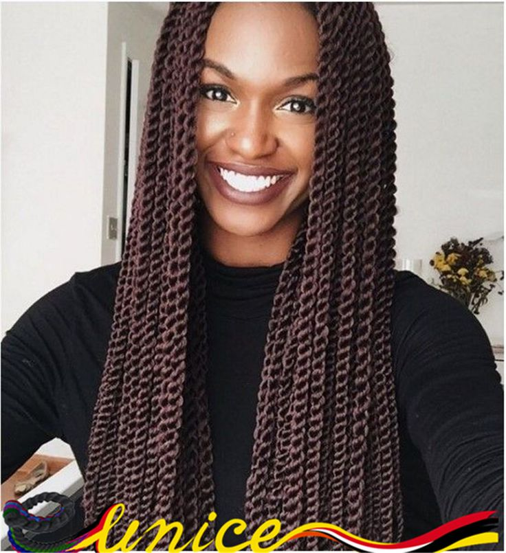 10 best 18 inches senegalese twist braids bulk hair extension synthetic crochet braid 18 senegalese braids twist bulk hair extension senegalese crochet braids hair extension pmusecretfo Images