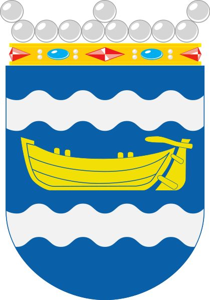 Coat of arms of historical region Uusimaa