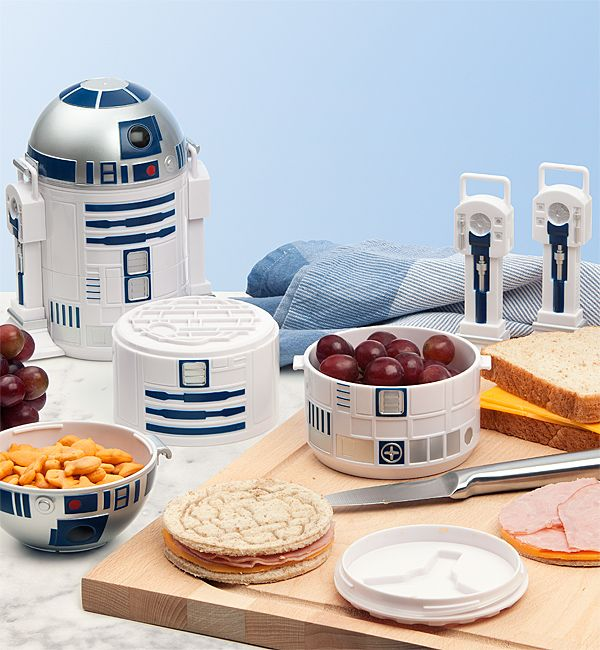 Star Wars R2-D2 Bento Box