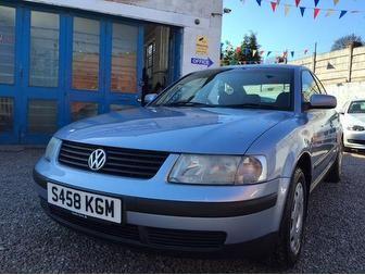 Volkswagen Passat 1.6 S 4dr