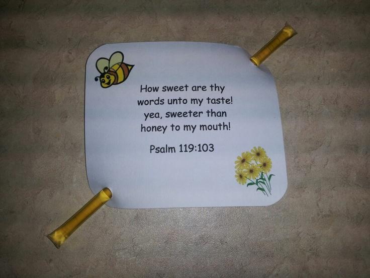 Sister cards secret sister honeybee unit card stock bible verse