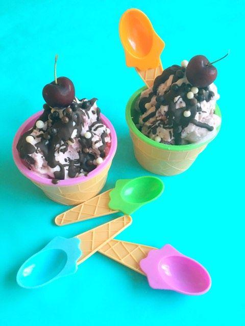 IJs maken voor Dummies: slechts 2 ingrediënten en GEEN ijsmachine!