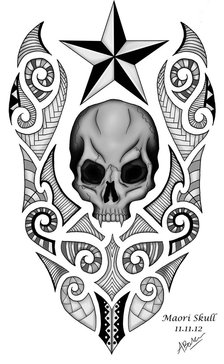 27 Best Skull Tattoo Drawing Designs Images On Pinterest
