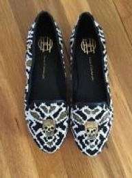 Available @ TrendTrunk.com House of Harlow 1960 Flats. By House of Harlow 1960. Only $230.00!