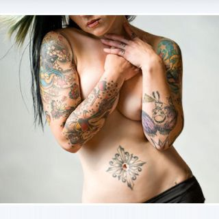 Love The Belly Button Tattoo Ink Pinterest Button Tattoo Belly Button And Buttons