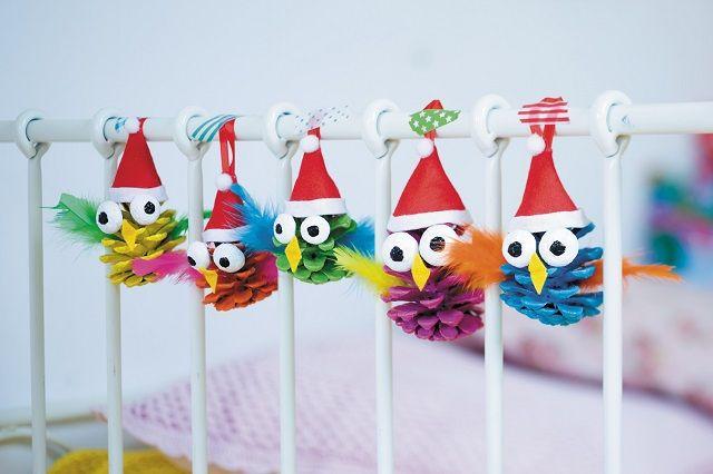 Lavoretti Natale bambini - Fotogallery Donnaclick