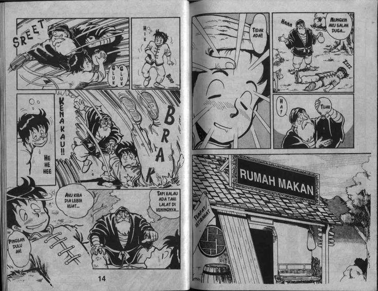 Kungfu Boy: Chapter 1 - Gambar 9
