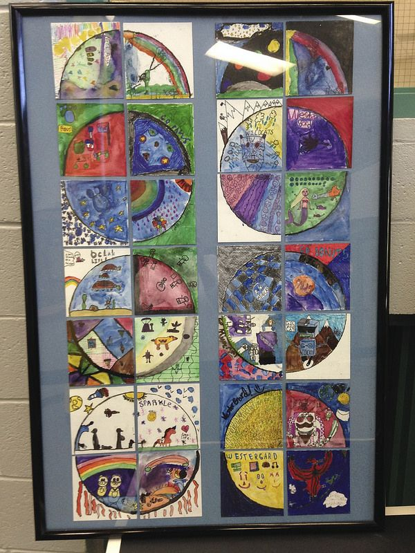 art projects for groups