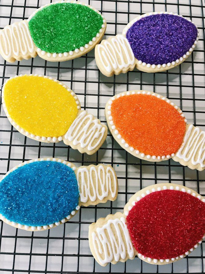 Sorta Fancy Decorated Sugar Cookies