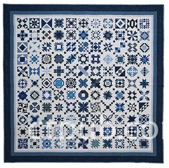 The Loyal Union Sampler from Elm Creek Quilts