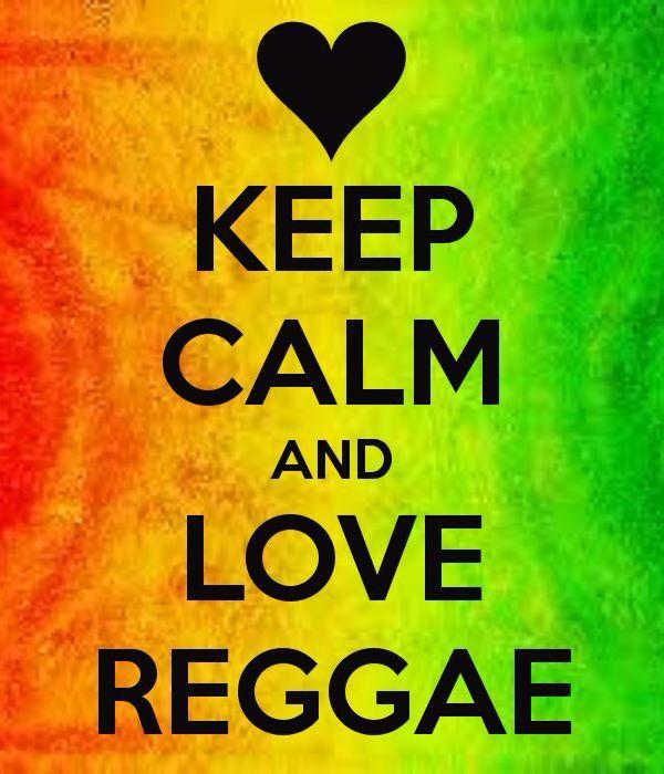 ☯☮ॐ American Hippie Quotes ~ Keep Calm Love Reggae