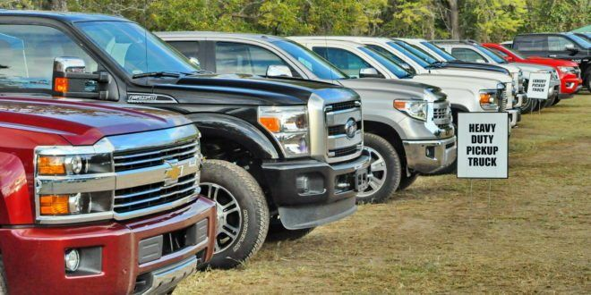 Poll: Who makes the best pickup truck?