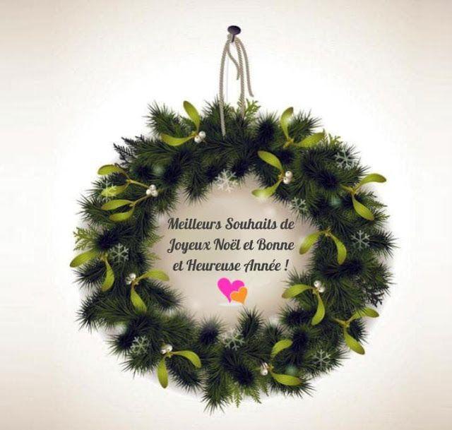Textes Et Cartes Vœux Joyeux Noel Nouvel An Carte De Voeux