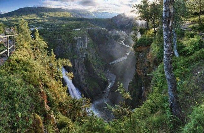 Норвегия. Симо Расанена