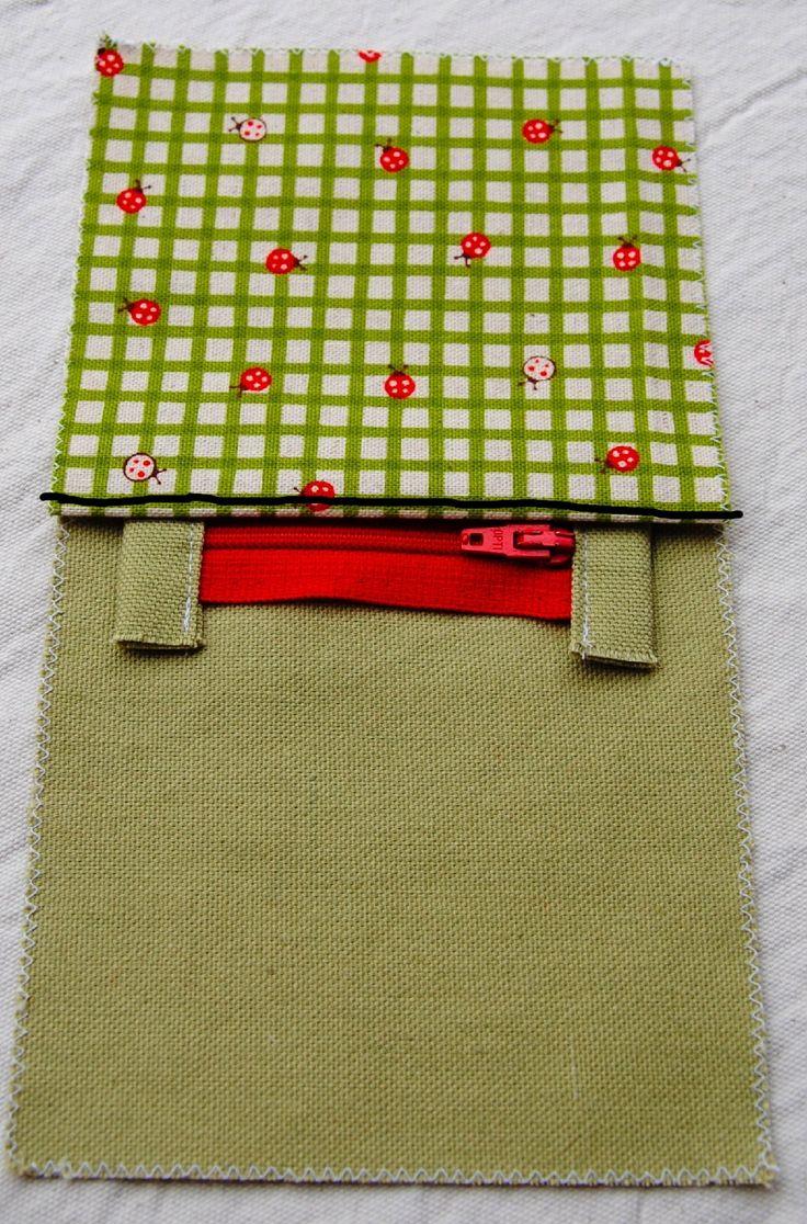Pyramid Bag DIY Tutorial. Ideal as a small gift