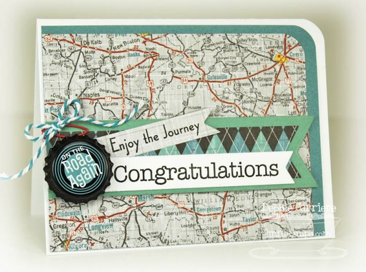 Retirement Congratulations by mom2n2 - Cards and Paper Crafts at Splitcoaststampers
