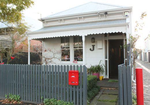 Jane Hall's house