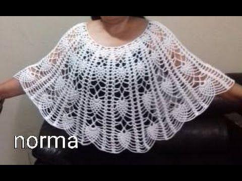 Bluson,capa o blusa de piñas parte 1 - YouTube