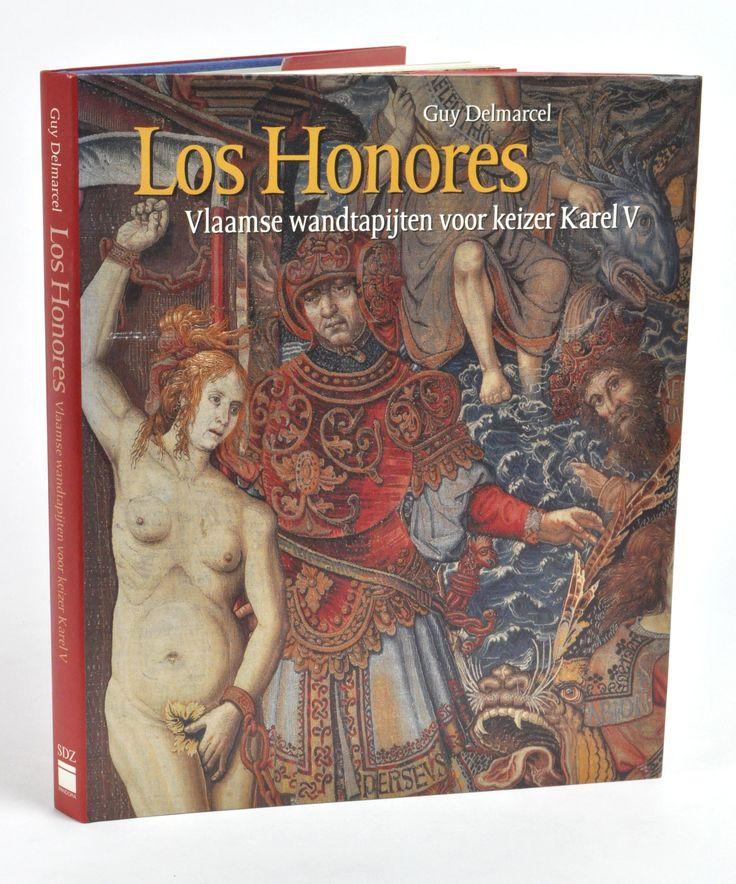 'Los Honores. Flemish tapestries for Charles V '. Guy Delmarcel. ed. Pandora / Snoeck-Ducaju & son. 2000.