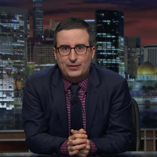 John Oliver Grapples with Trump's Election in this Entire Episode of Last Week Tonight