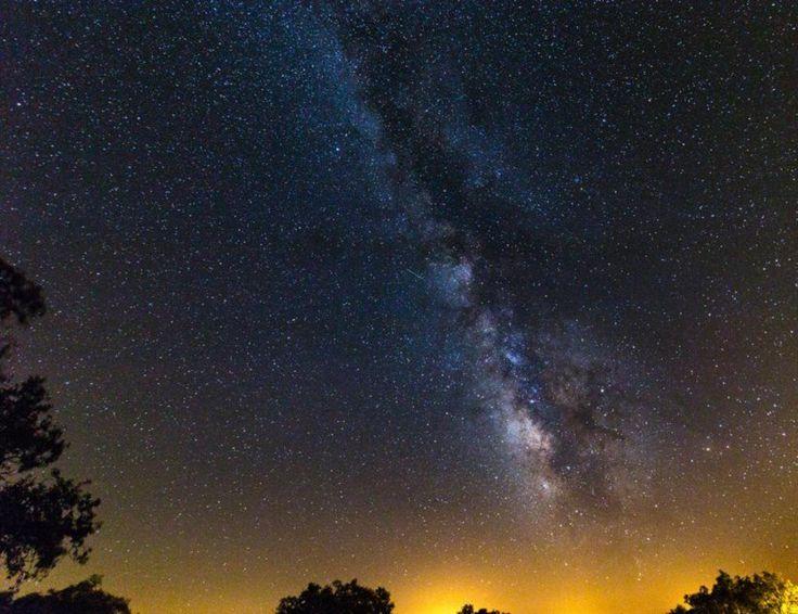 Onde ver um céu nocturno de qualidade