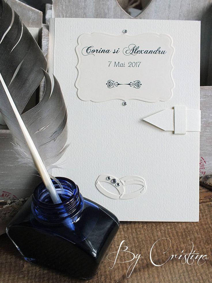 Colectia Vintage 3   Invitatii nunta personalizate - By Cristina