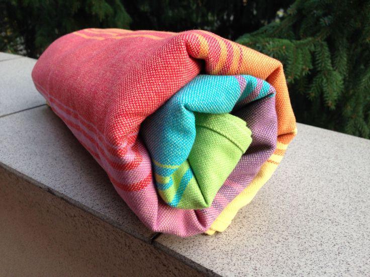 Jakiej firmy chustę tkaną kupić?