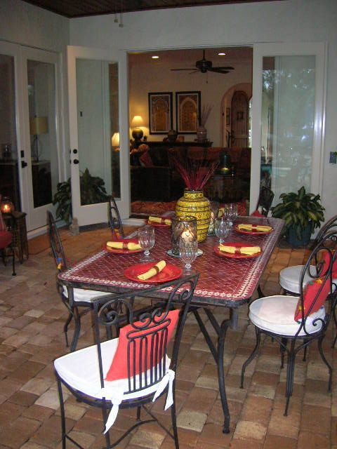 decor florida lanai decor ideas garden design decorating ideas